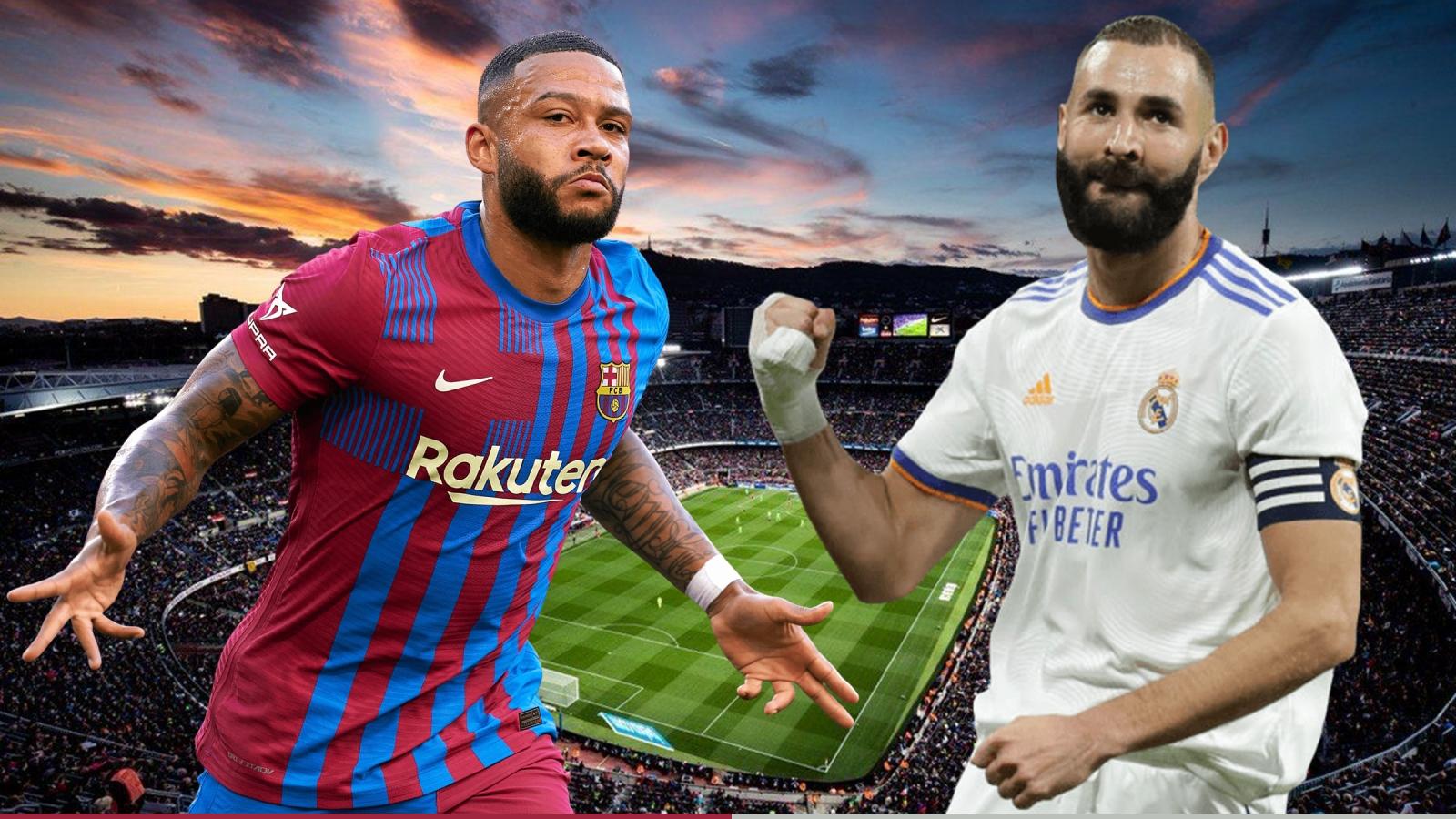 Dự đoán tỷ số, đội hình xuất phát trận Barca - Real Madrid