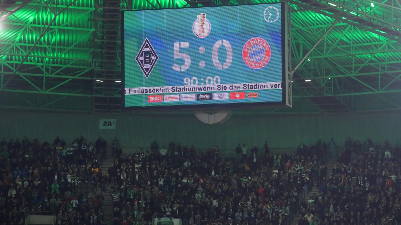 """""""Thảm bại"""" ở Cúp Quốc gia Đức, Bayern Munich nhận trận thua đậm nhất sau 43 năm"""