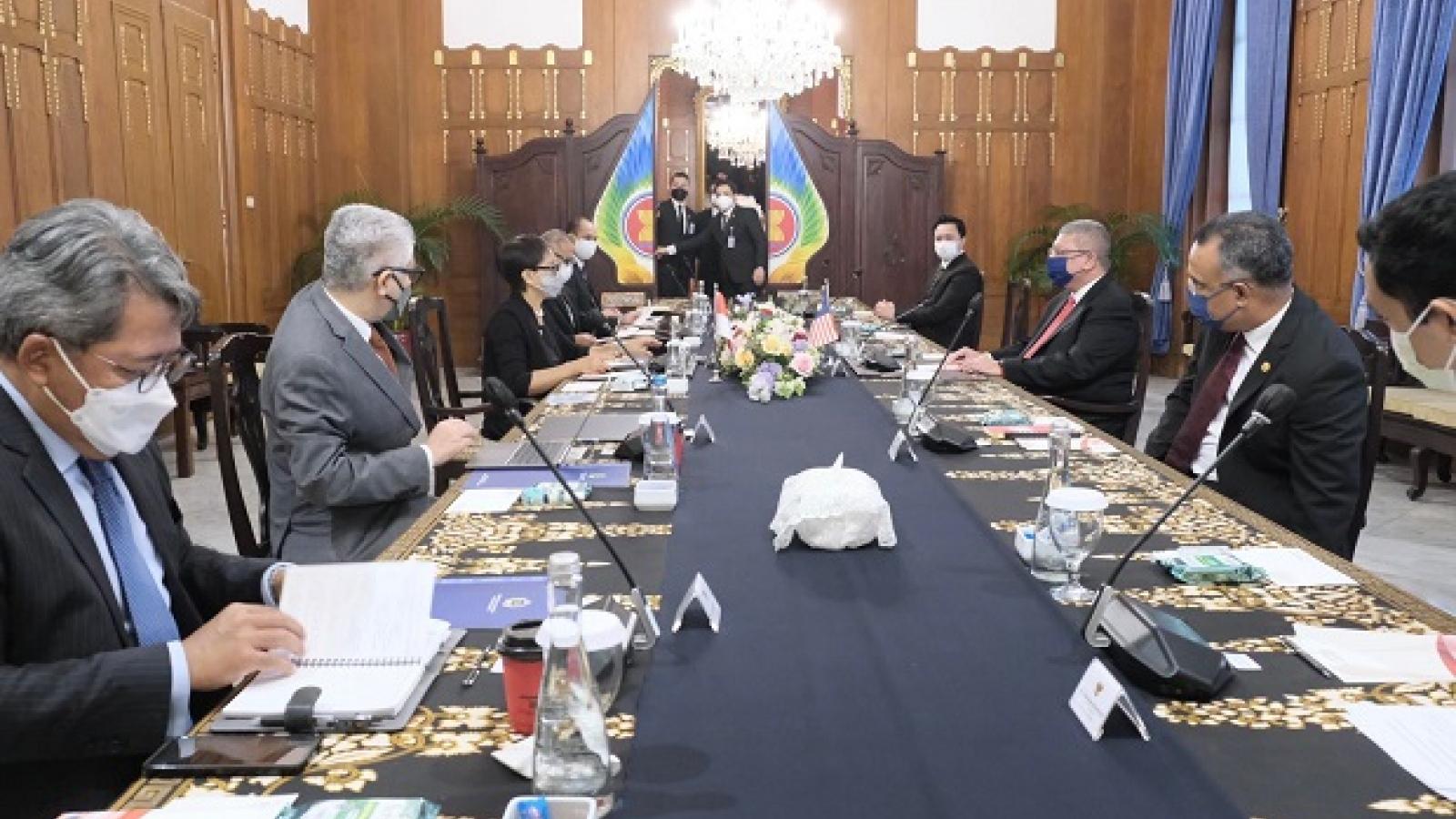 Indonesia, Malaysia: Không mời lãnh đạo quân sự Myanmar dự hội nghị ASEAN là đúng đắn