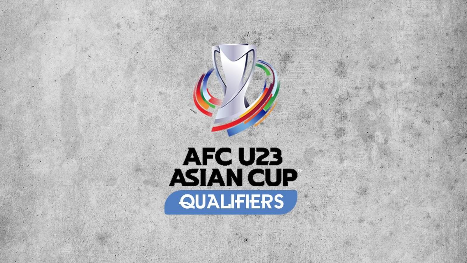 Khởi tranh vòng loại U23 châu Á 2022