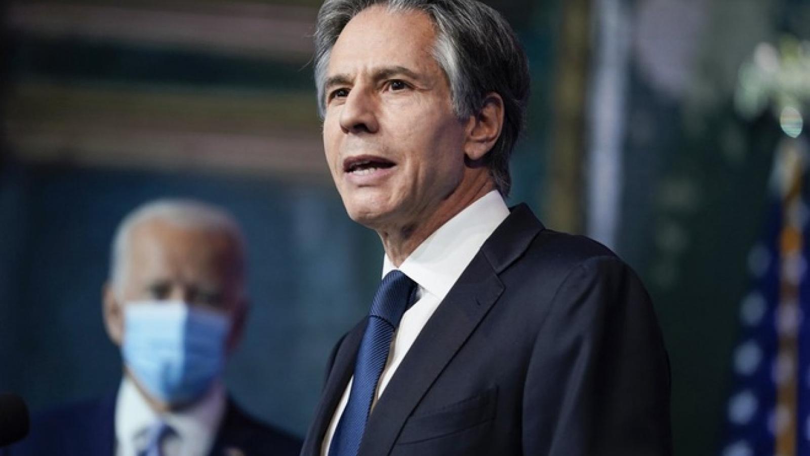 Ngoại trưởng Mỹ thăm Pháp với sứ mệnh hàn gắn