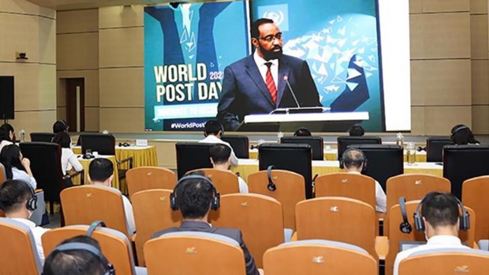 Vietnam climbs two spots in global postal development index