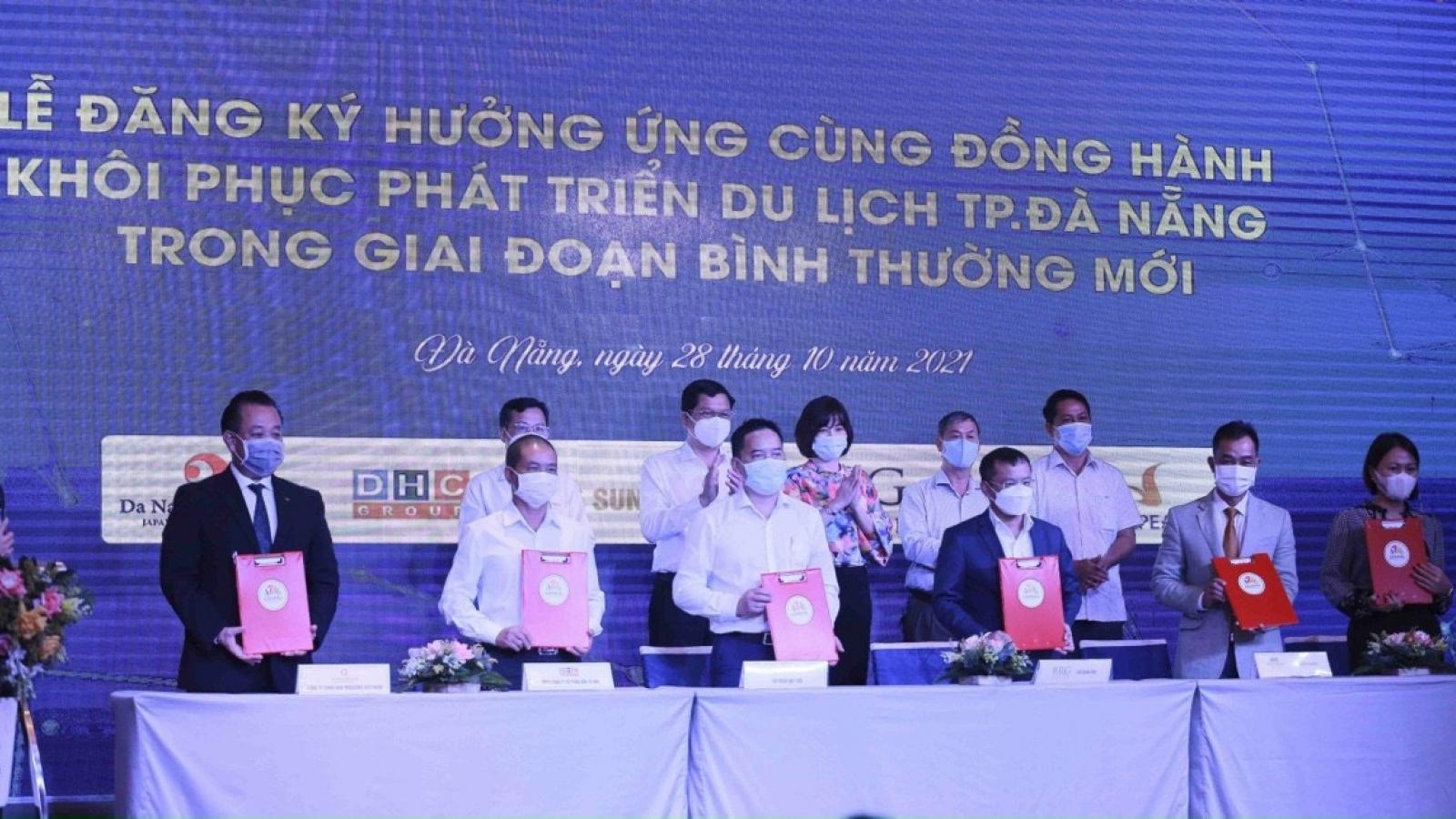 Đà Nẵng công bố kế hoạch khôi phục hoạt động du lịch