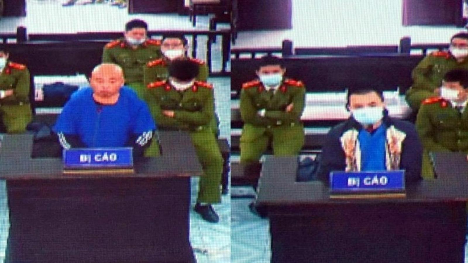 """Nguyễn Xuân Đường và con nuôi Tiến """"trắng"""" khai gì tại tòa?"""