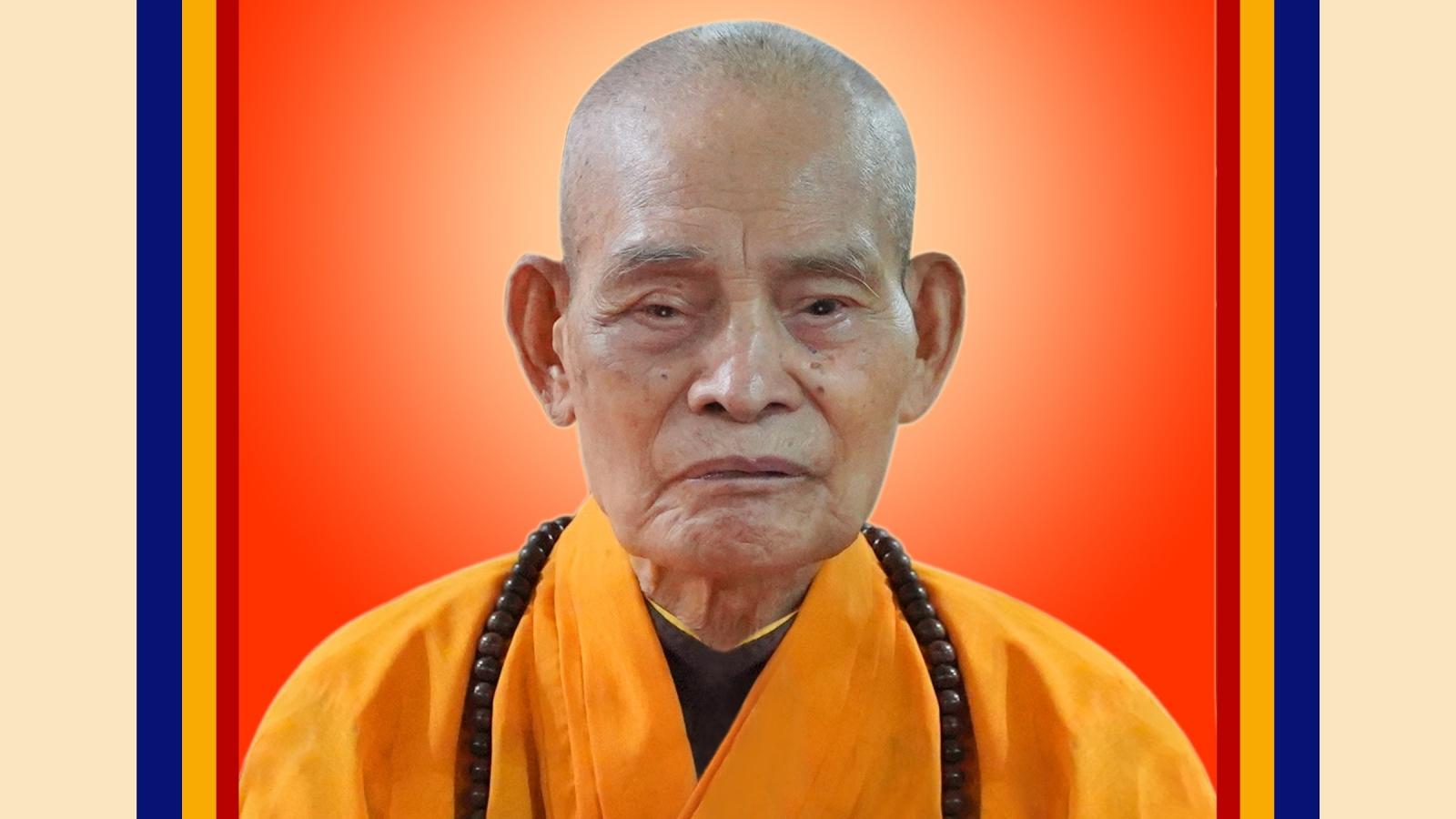 Đức Pháp chủ Giáo hội Phật giáo Việt Nam Thích Phổ Tuệ - bậc chân tu đạo hạnh