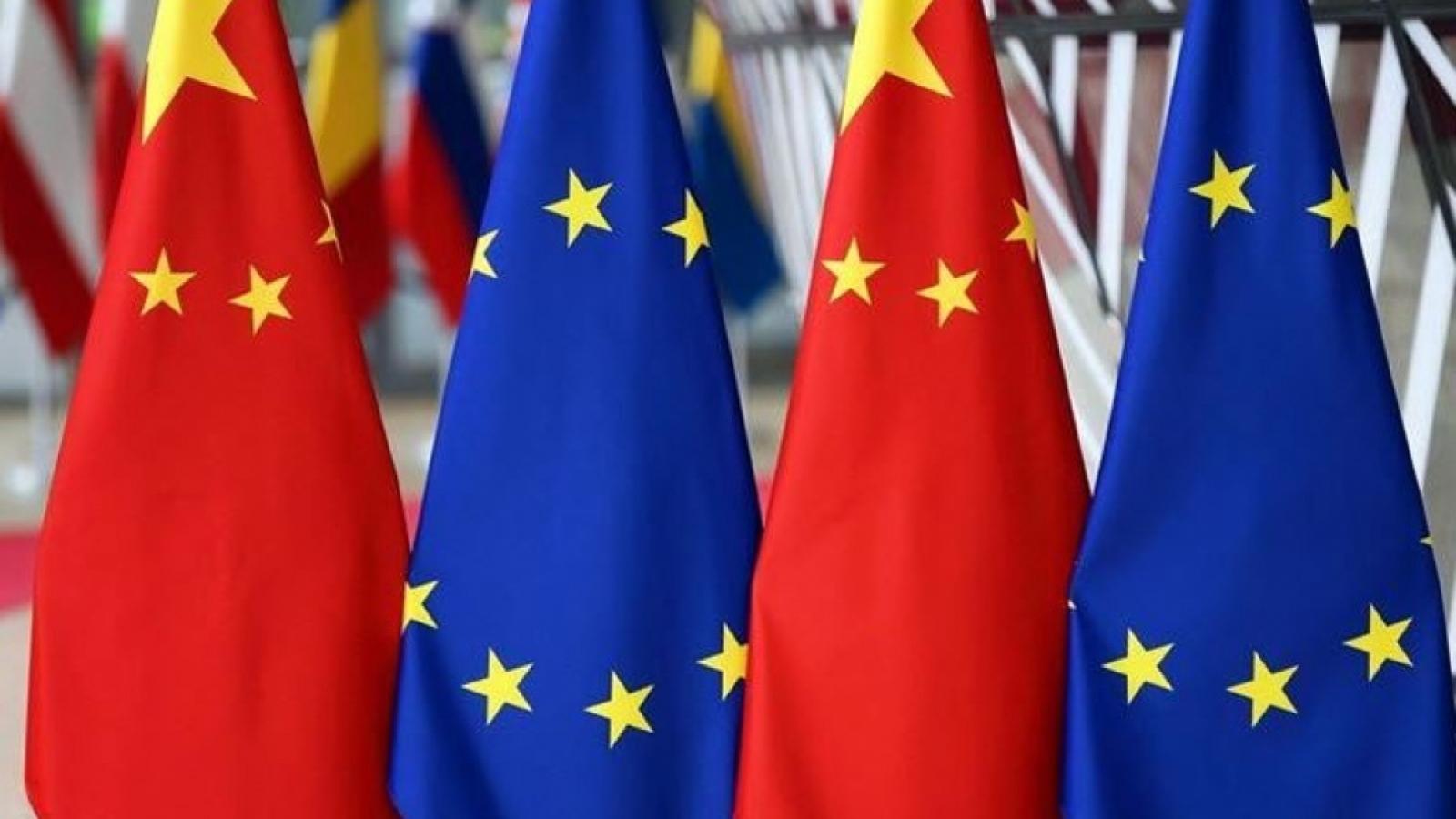 Nguyên thủ Pháp-Trung điện đàm, kêu gọi tái cân bằng quan hệ EU-Trung Quốc