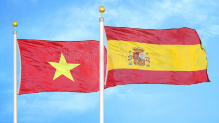Congratulations to Spain on National Day