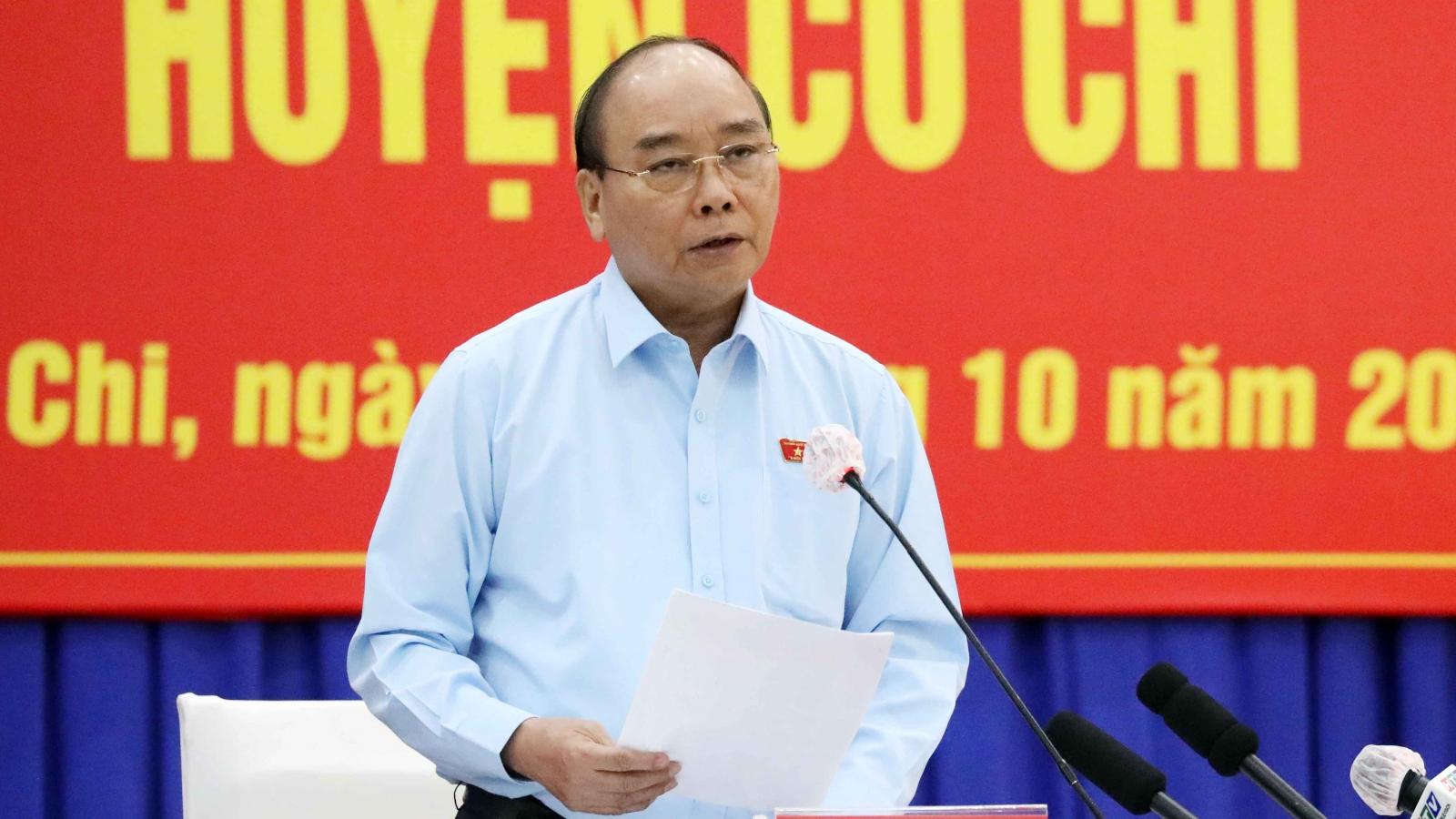 Chủ tịch nước: Pháo đài không phải là biệt lập, ngăn sông, cấm chợ