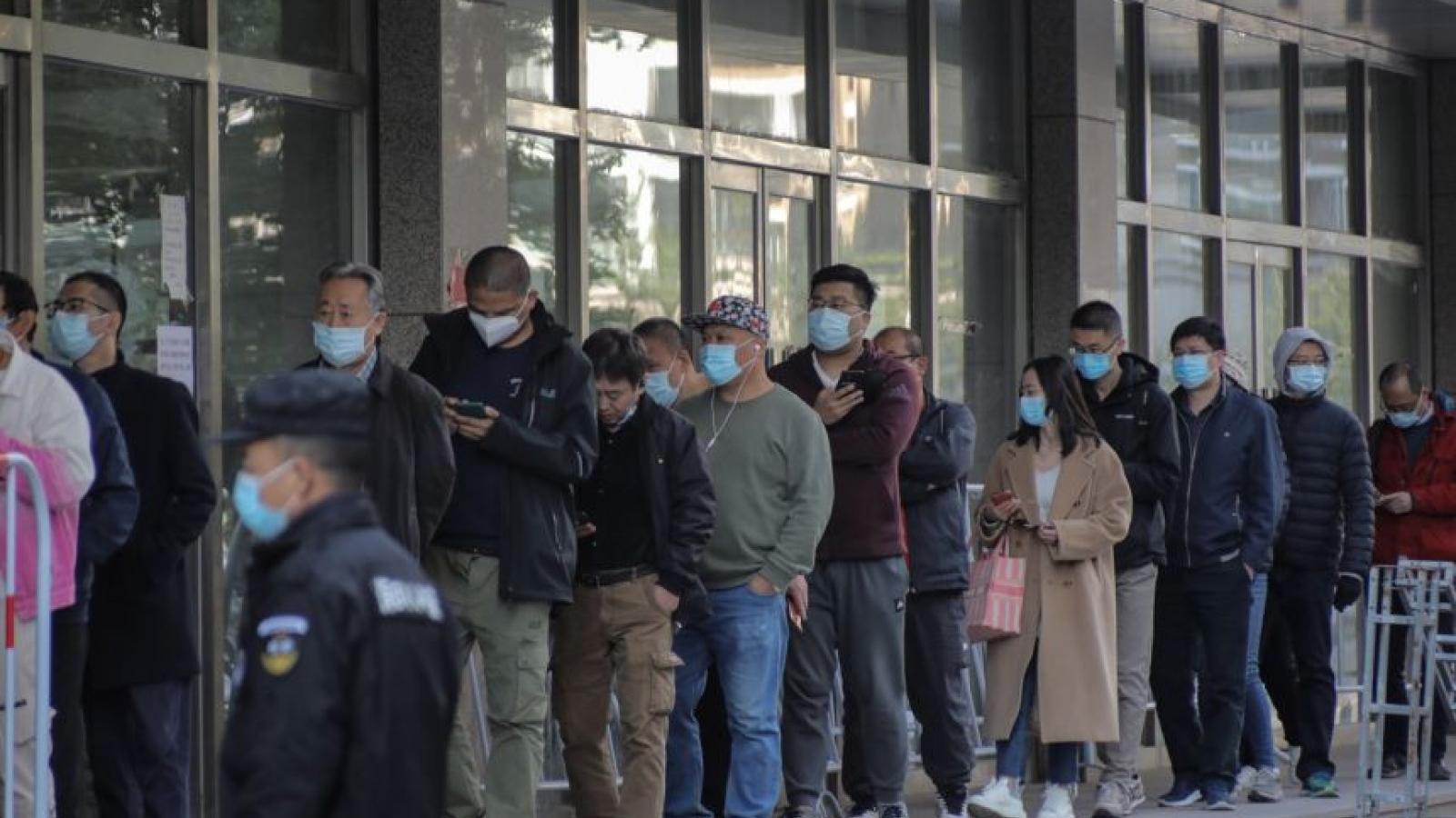 Dịch Covid-19 ở Trung Quốc sẽ tồi tệ hơn và lan rộng hơn trong những ngày tới