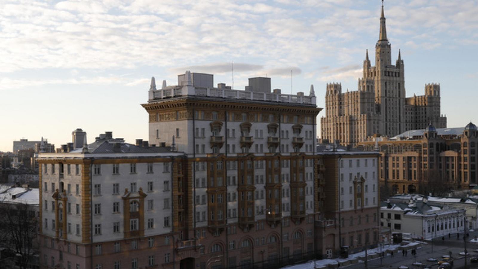 Nga cáo buộc 3 nhân viên ngoại giao Mỹ trộm đồ