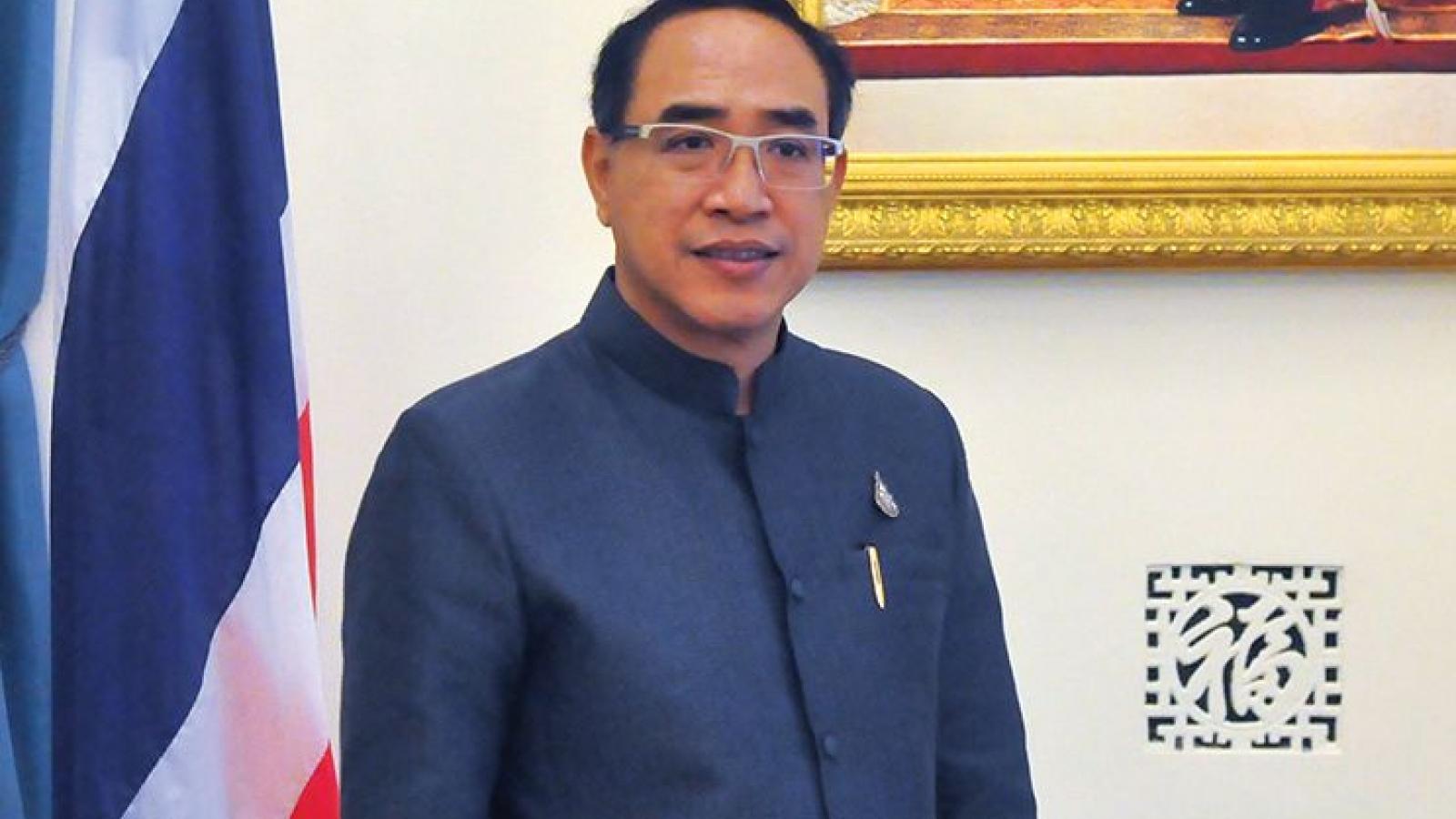 Thái Lan thúc đẩy đàm phán giữa Myanmar và đặc phái viên ASEAN