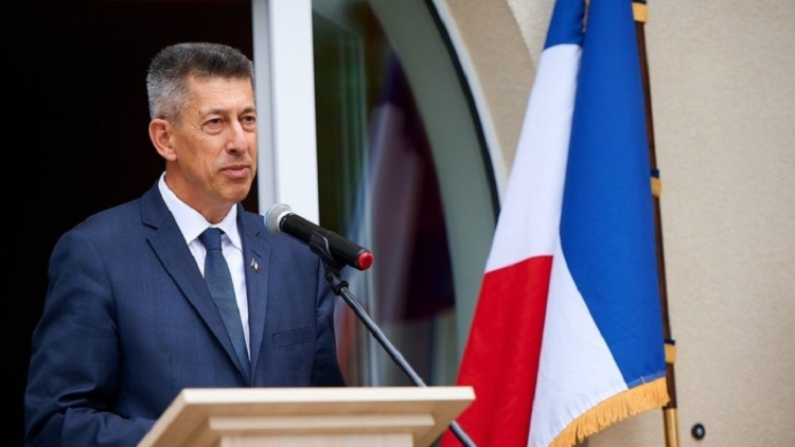 AFP: Đại sứ Pháp tại Belarus bị trục xuất