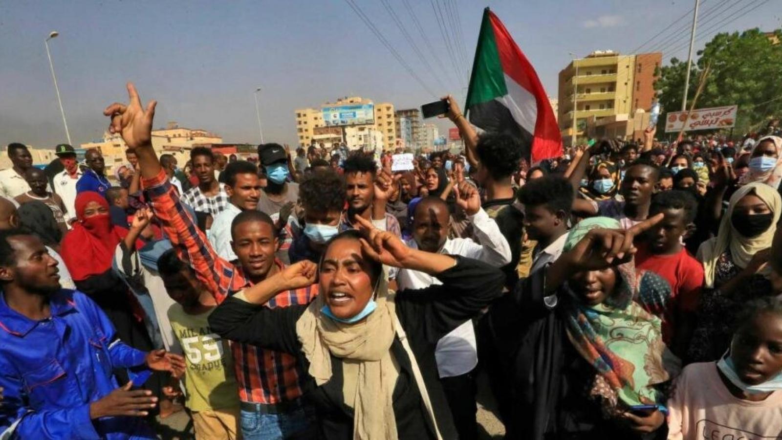 Nguyên nhân dẫn đến cuộc đảo chính ở Sudan