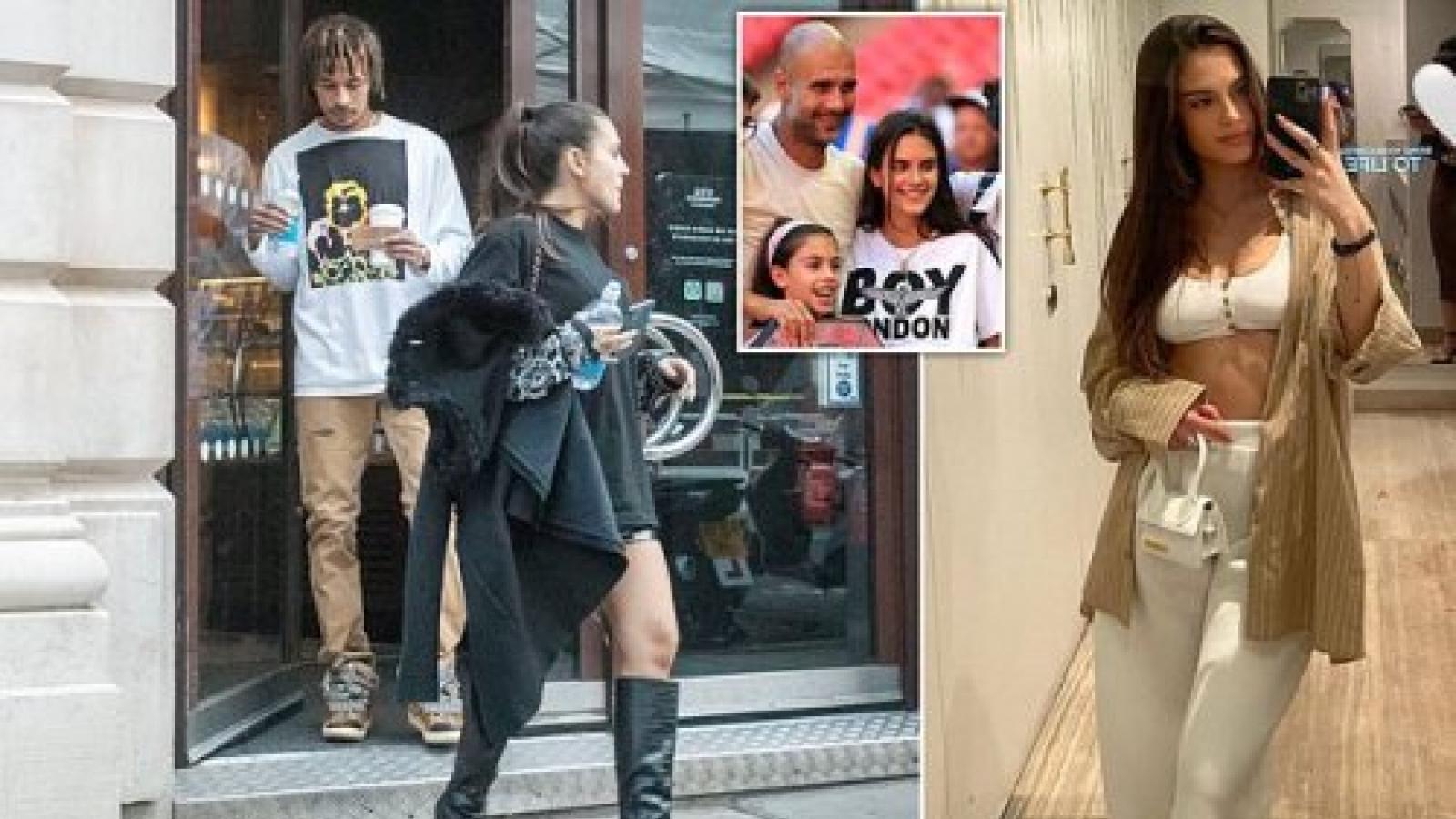 Premier League tạm nghỉ, Dele Alli đi hẹn hò với con gái Pep Guardiola