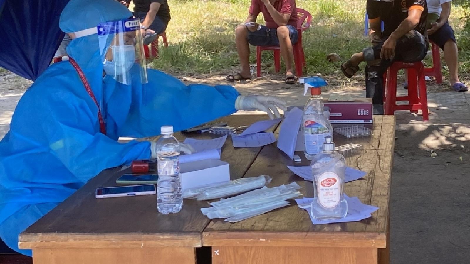 Thay đổi biện pháp phòng, chống dịch đối với người đến/về Đà Nẵng