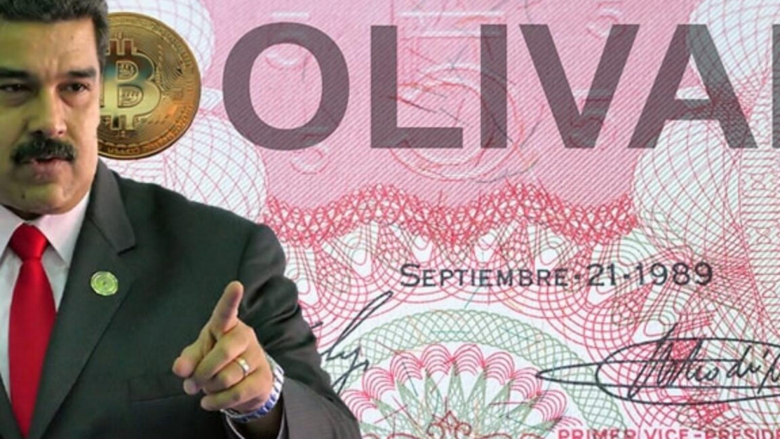 Venezuela chính thức xóa bỏ sáu chữ số 0 trên đồng tiền bolivar