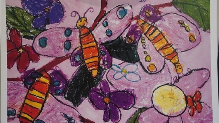 Vietnamese sisters win Grand Prix at int'l children's drawing contest