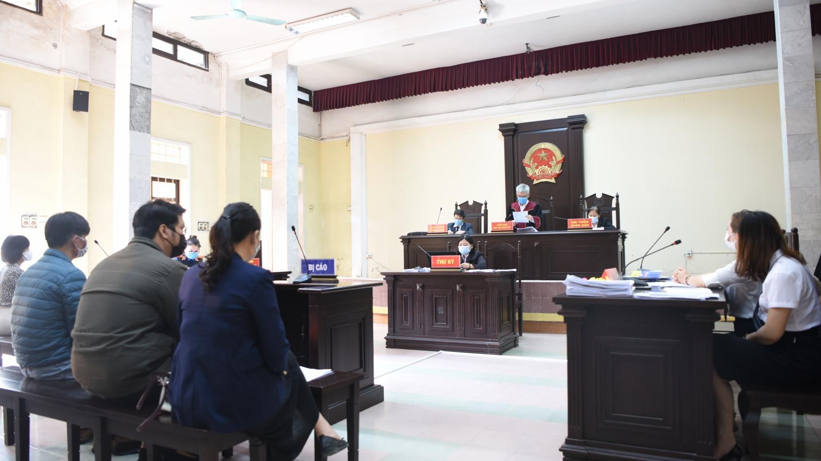 Hoãn phiên tòa vụ giả mạo chữ ký liên quan đến trường THCS Ban Mai