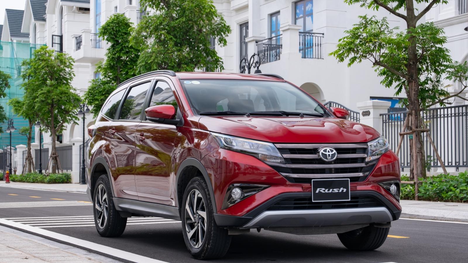 Toyota Rush - SUV đô thị 7 chỗ đáng cân nhắc khi lựa chọn xe cho gia đình