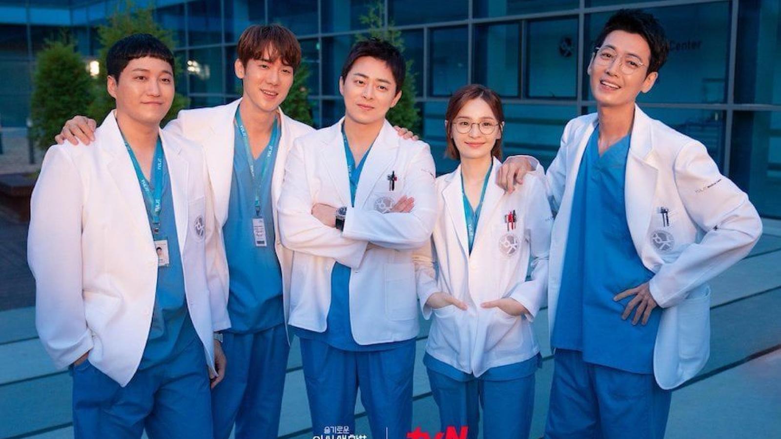 """Loạt phim """"Hospital playlist"""" có được sản xuất phần 3?"""