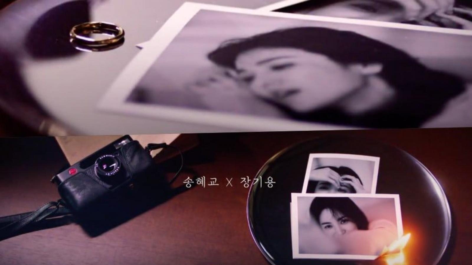 Phim mới của Song Hye Kyo và Jang Ki Yong chính thức tung teaser đầu tiên