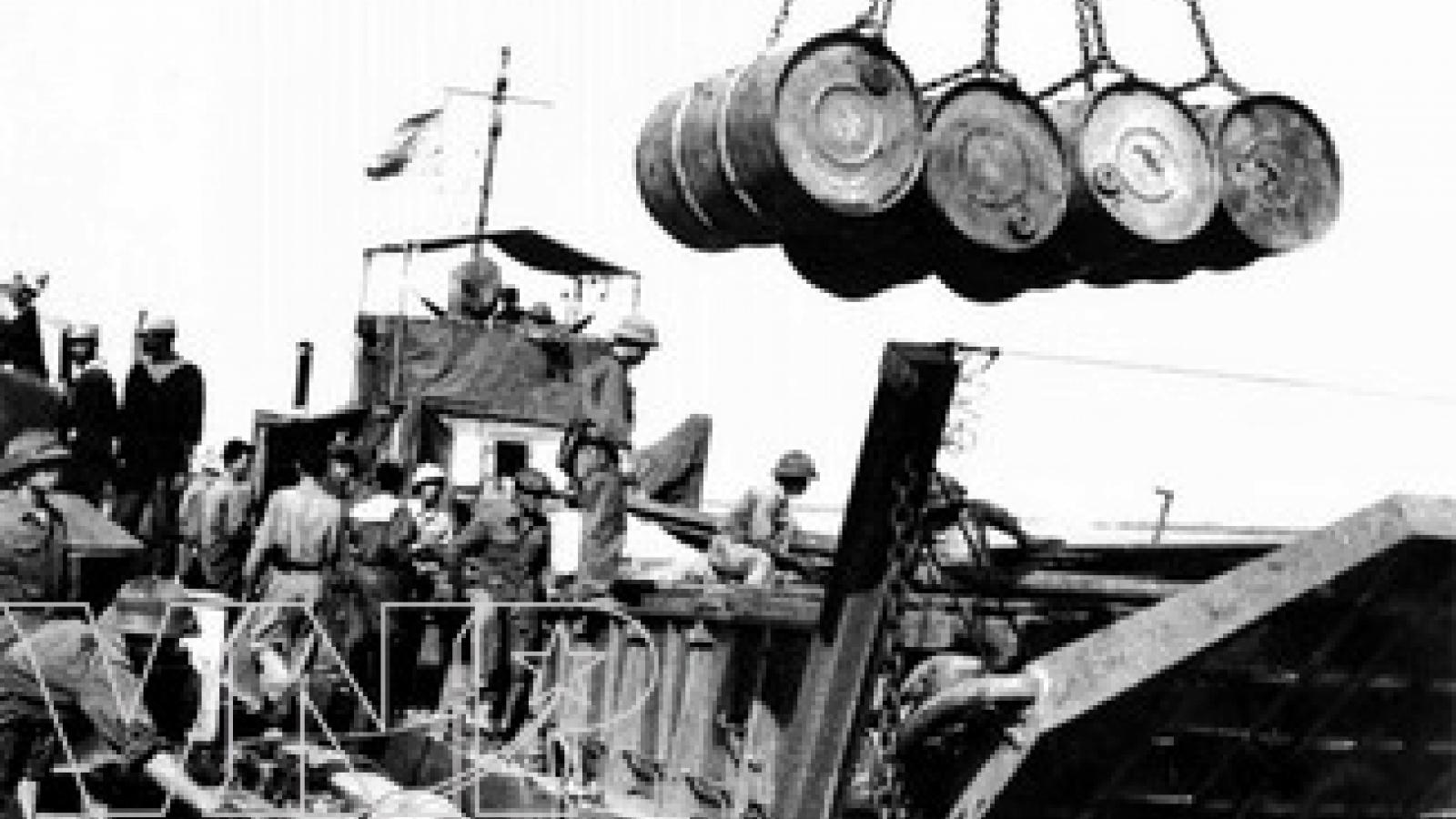 60 năm trước, vì sao phải mở Đường Hồ Chí Minh trên biển?
