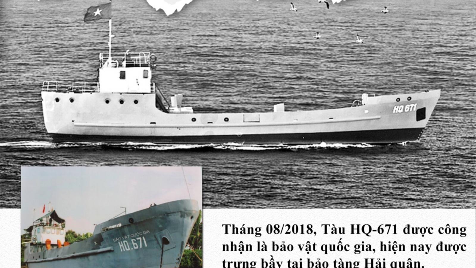 Đường Hồ Chí Minh trên biển không chỉ là huyền thoại