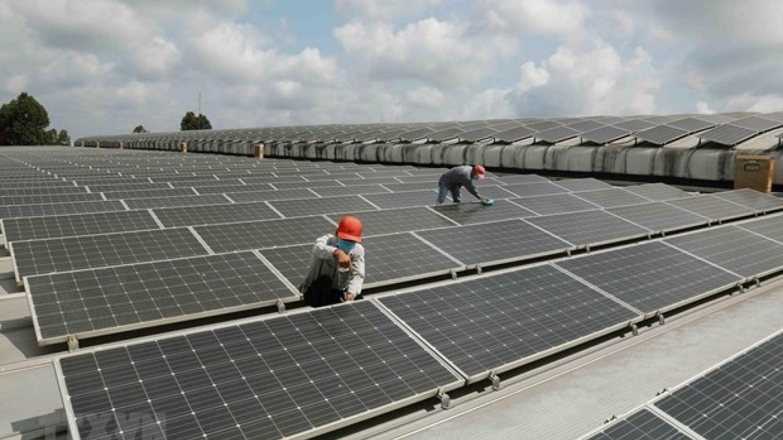 EDF Renewables invests in solar power in Vietnam