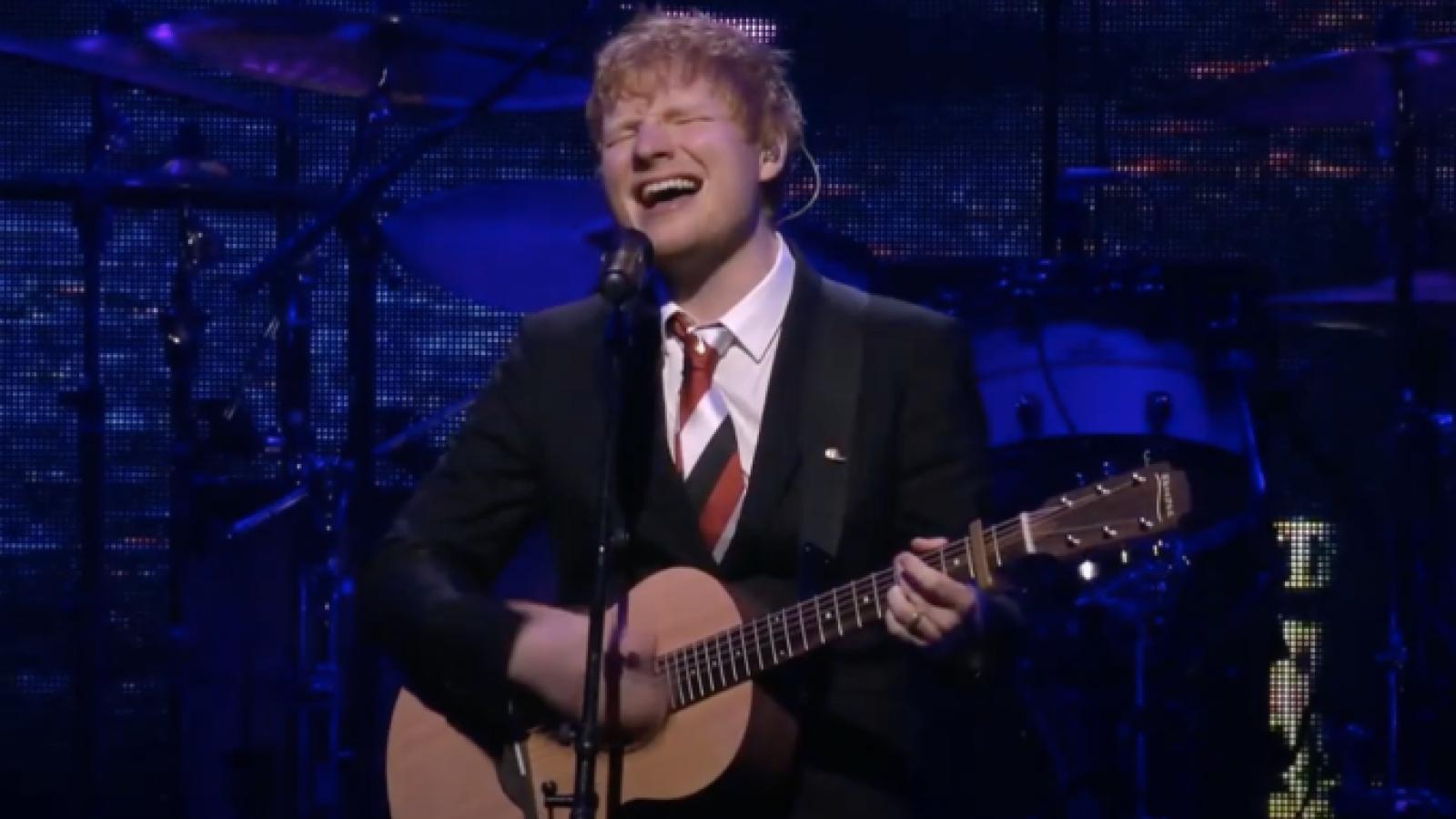 Ed Sheeran mắc Covid-19 ngay trước thềm ra mắt album mới, phải hủybỏ nhiều hoạt động