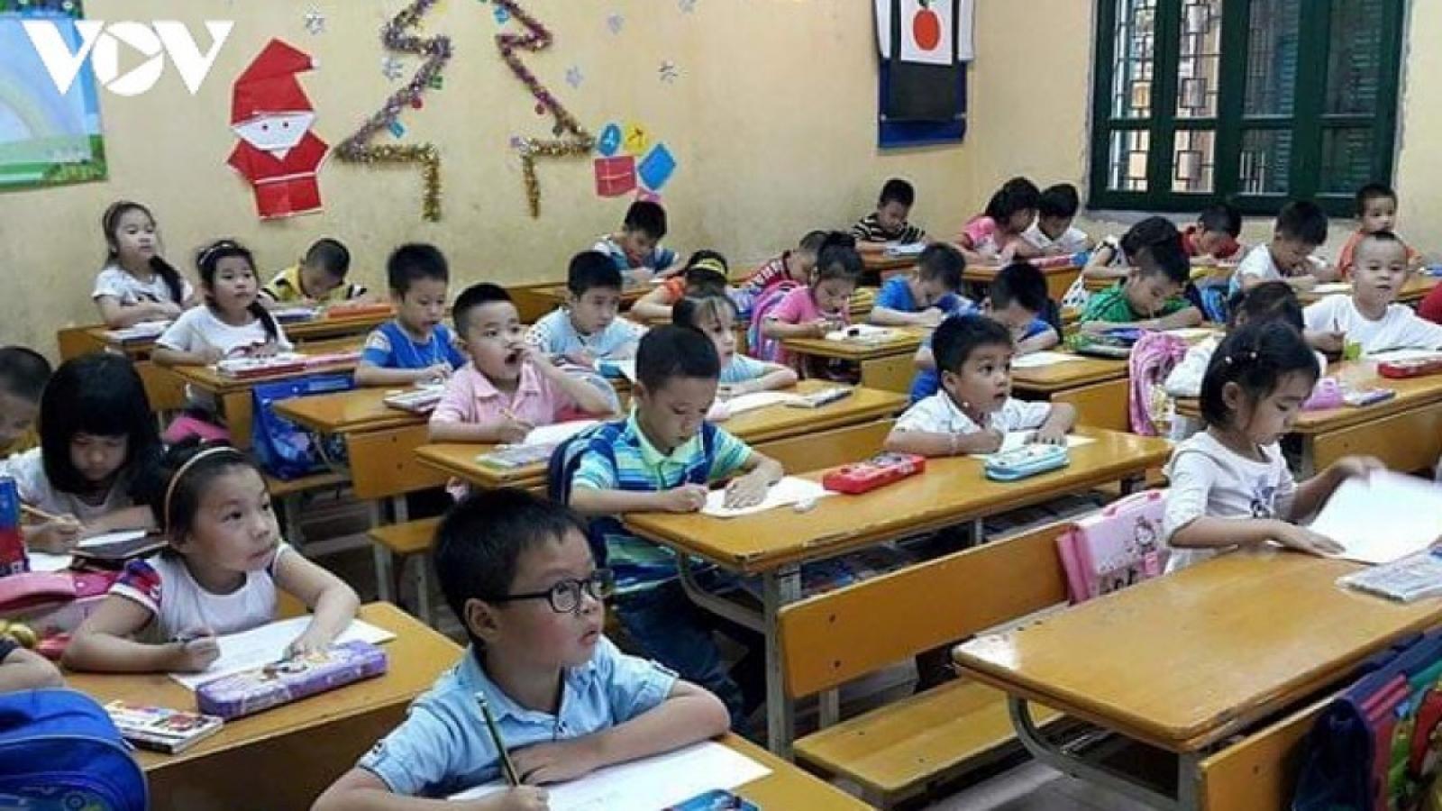 Nghiên cứu đề xuất hỗ trợ cơ sở giáo dục mầm non tư thục