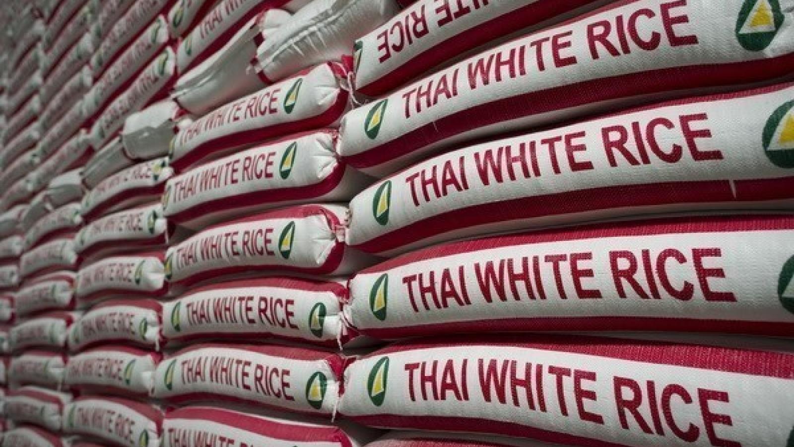 Thái Lan dự báo xuất khẩu gạo tăng mạnh