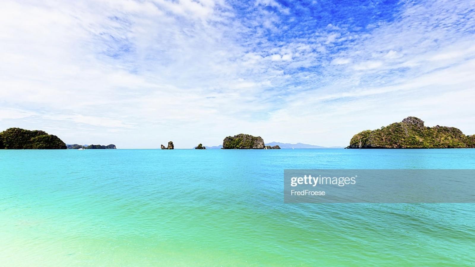Malaysia mở cửa đảo Langkawi cho người nước ngoài