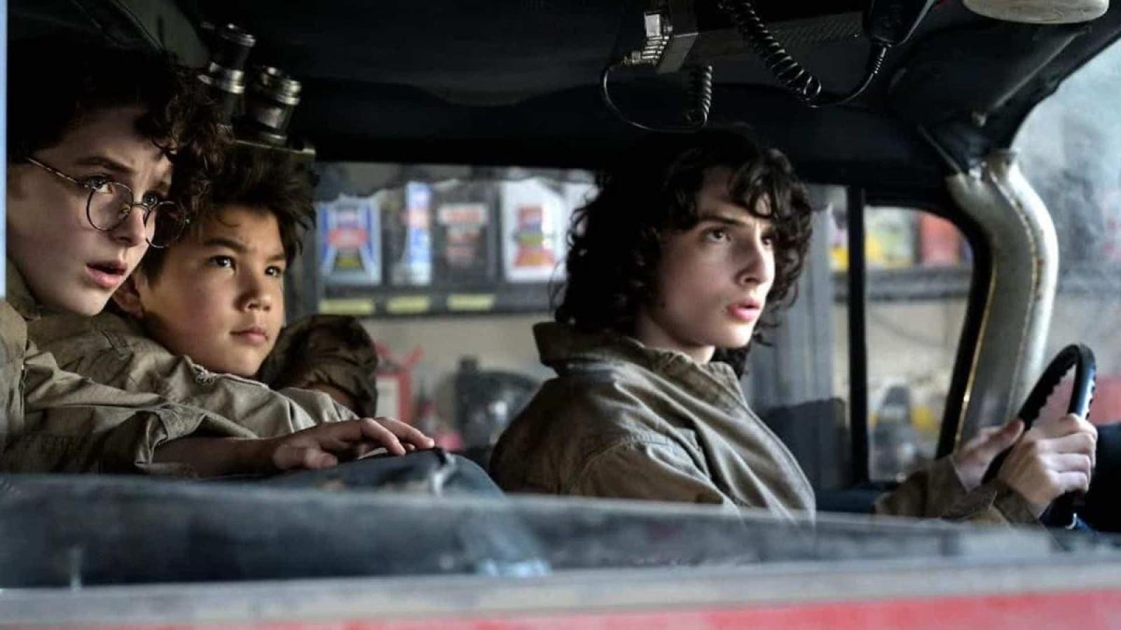 """""""Ghostbusters: Afterlife"""" tung trailer mãn nhãn và rùng rợn về cuộc chiến săn ma"""
