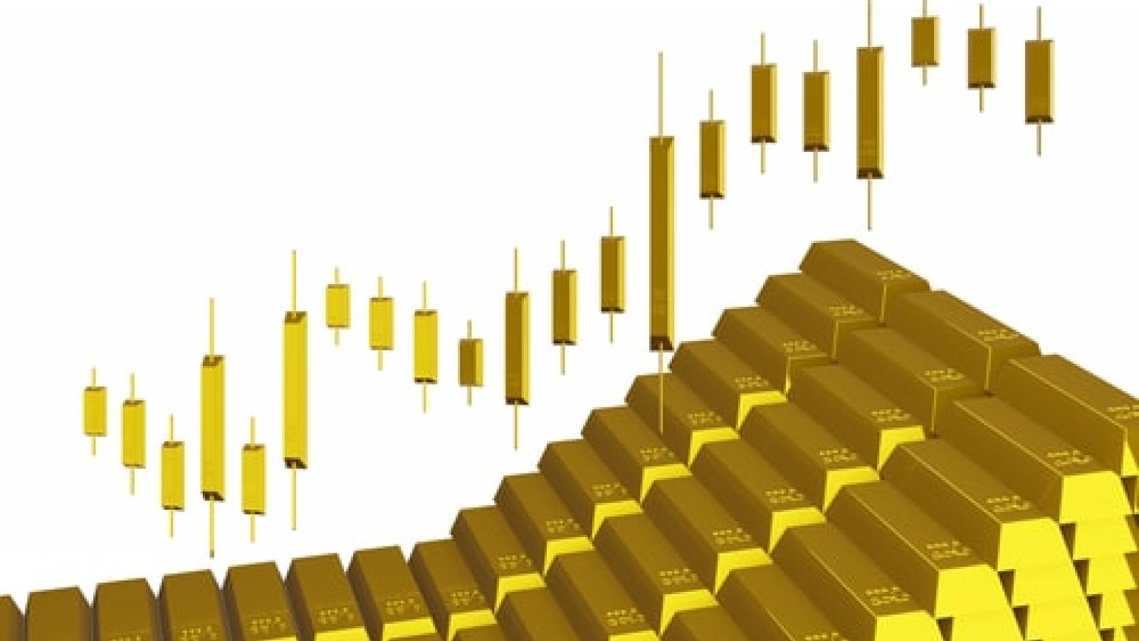 Giá vàng sẽ sớm quay lại đỉnh?