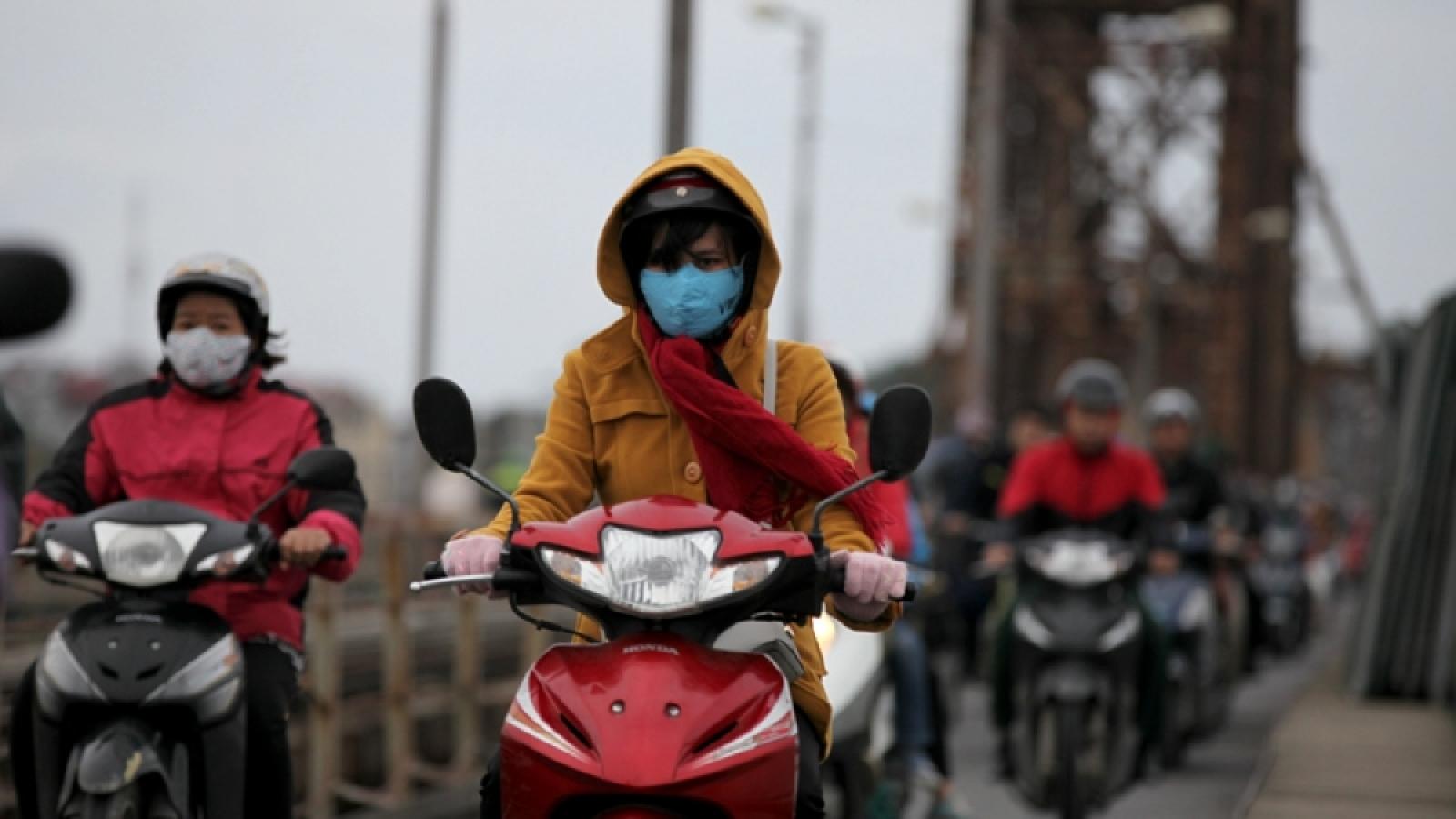 Thời tiết ngày hôm nay 20/10: Bắc Bộ sắp đón đợt không khí lạnh mới
