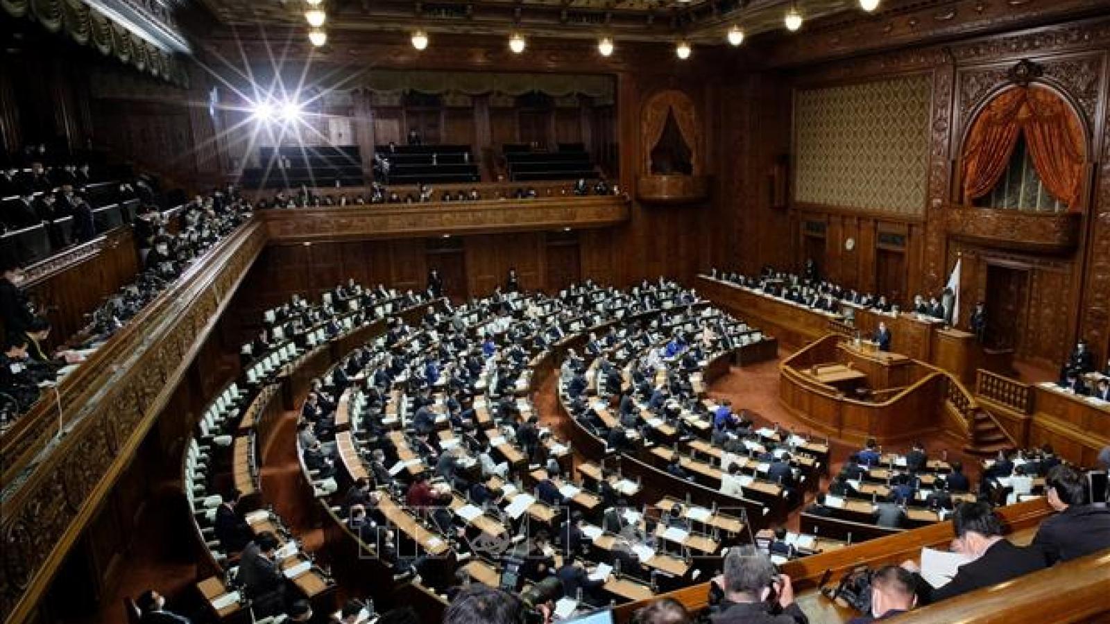 Nhật Bản: Các Đảng đưa ra cương lĩnh vận động tranh cử trước thềm giải tán Hạ viện