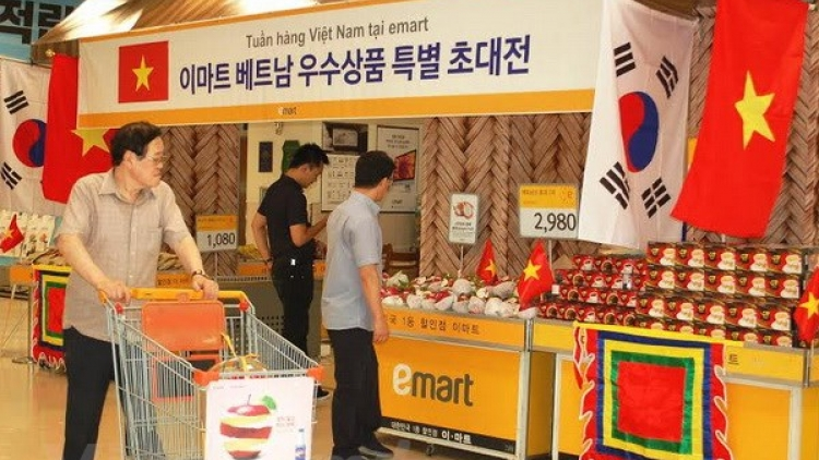 RoK and UK business associations support consumption of Vietnamese goods abroad