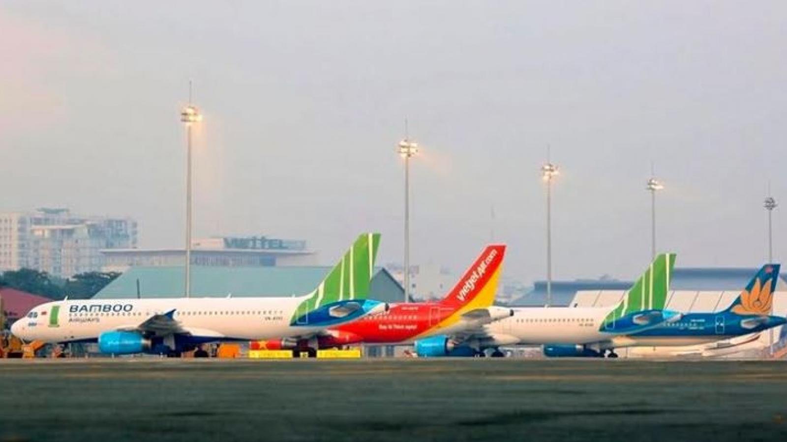 CAAV plans to resume regular flights locally after October 20