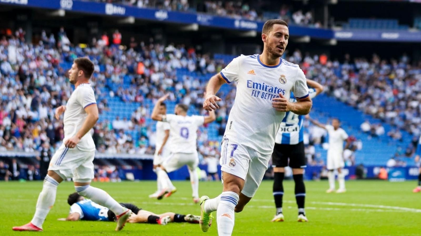 Hazard và những ngôi sao chuẩn bị có lần đầu đá siêu kinh điển Barca - Real