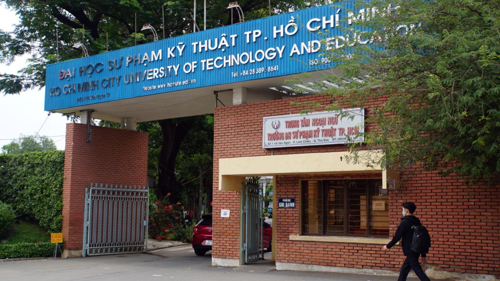 Trường ĐH đầu tiên tại TP.HCM thông báo cho sinh viên trở lại học trực tiếp