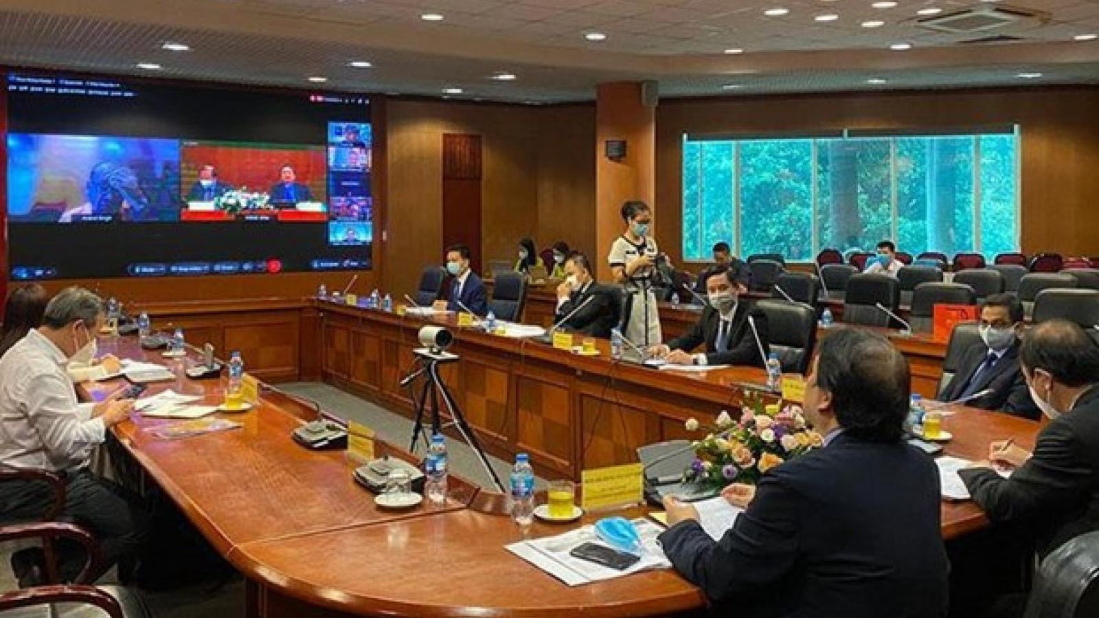 Int'l seminar spotlights India - ASEAN culture - civilization connectivity