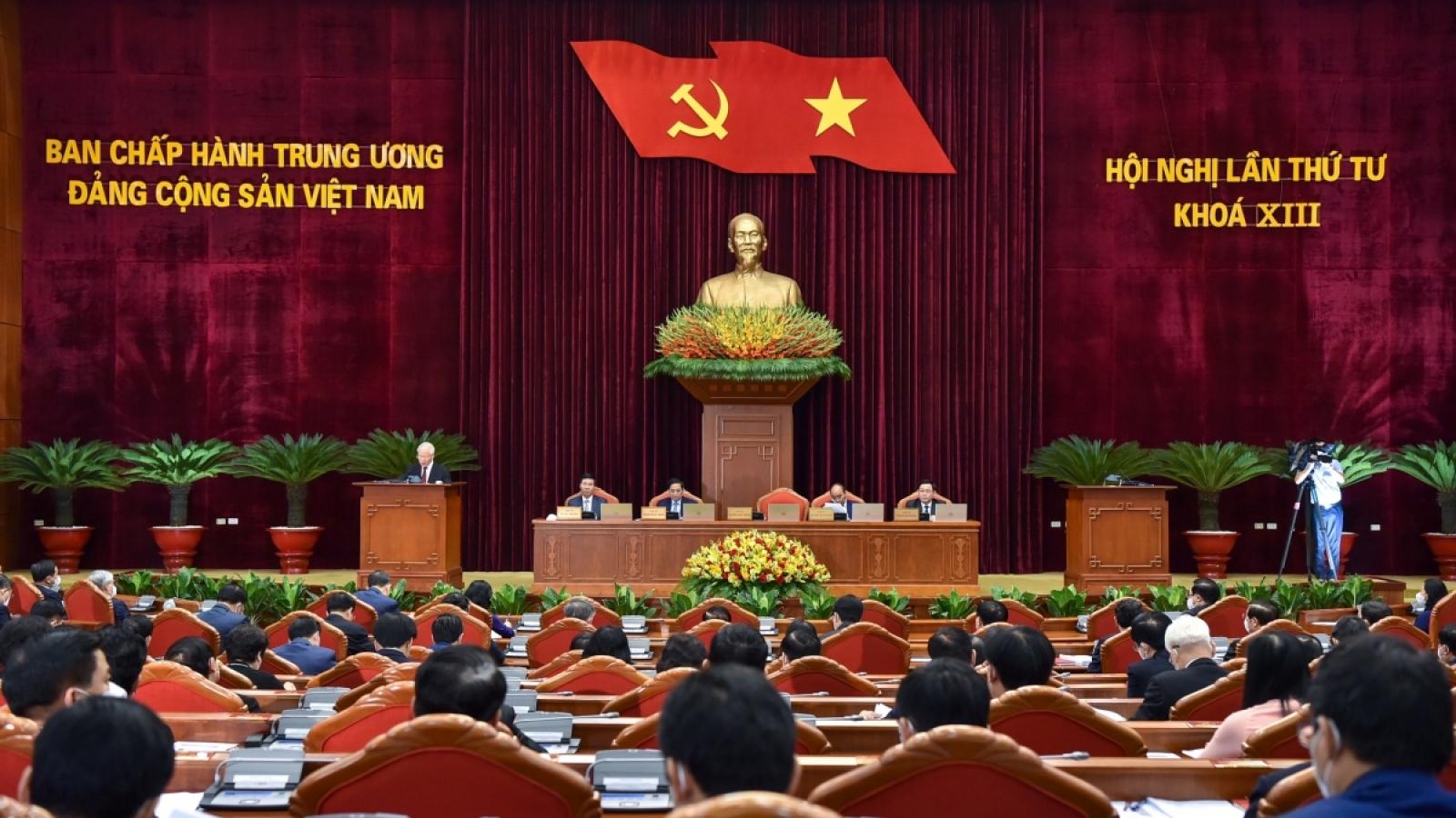 87.210 đảng viên bị kỷ luật trong 5 năm thực hiện Nghị quyết T.Ư 4 khóa XII