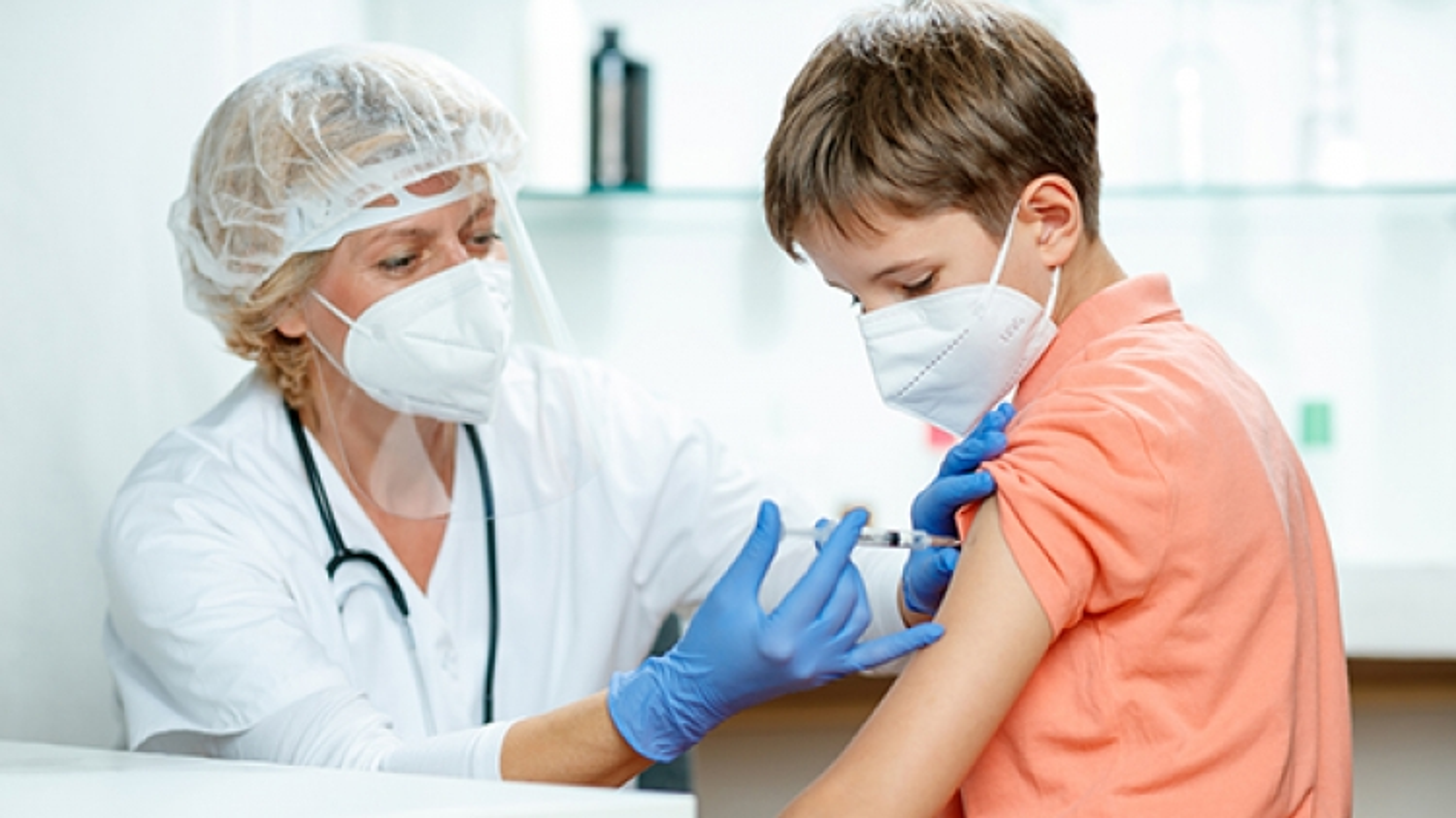 Kế hoạch tiêm vaccine Covid-19 cho 28 triệu trẻ em 5-11 tuổi ở Mỹ