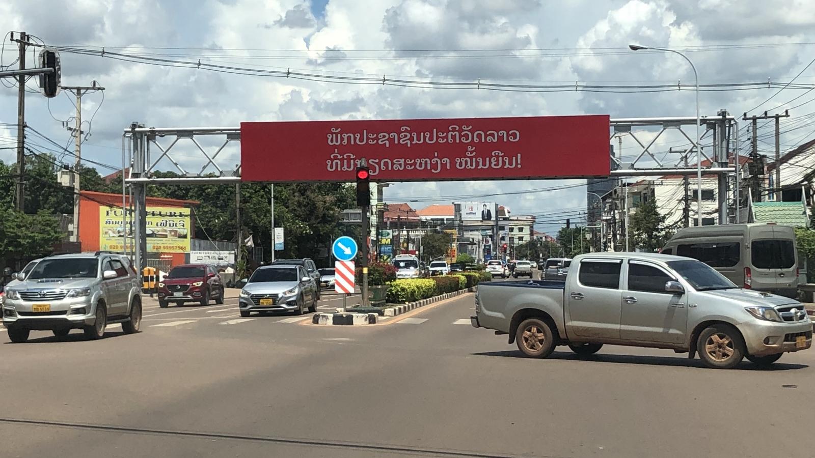 Số ca mắc Covid-19 tại Lào tăng trở lại