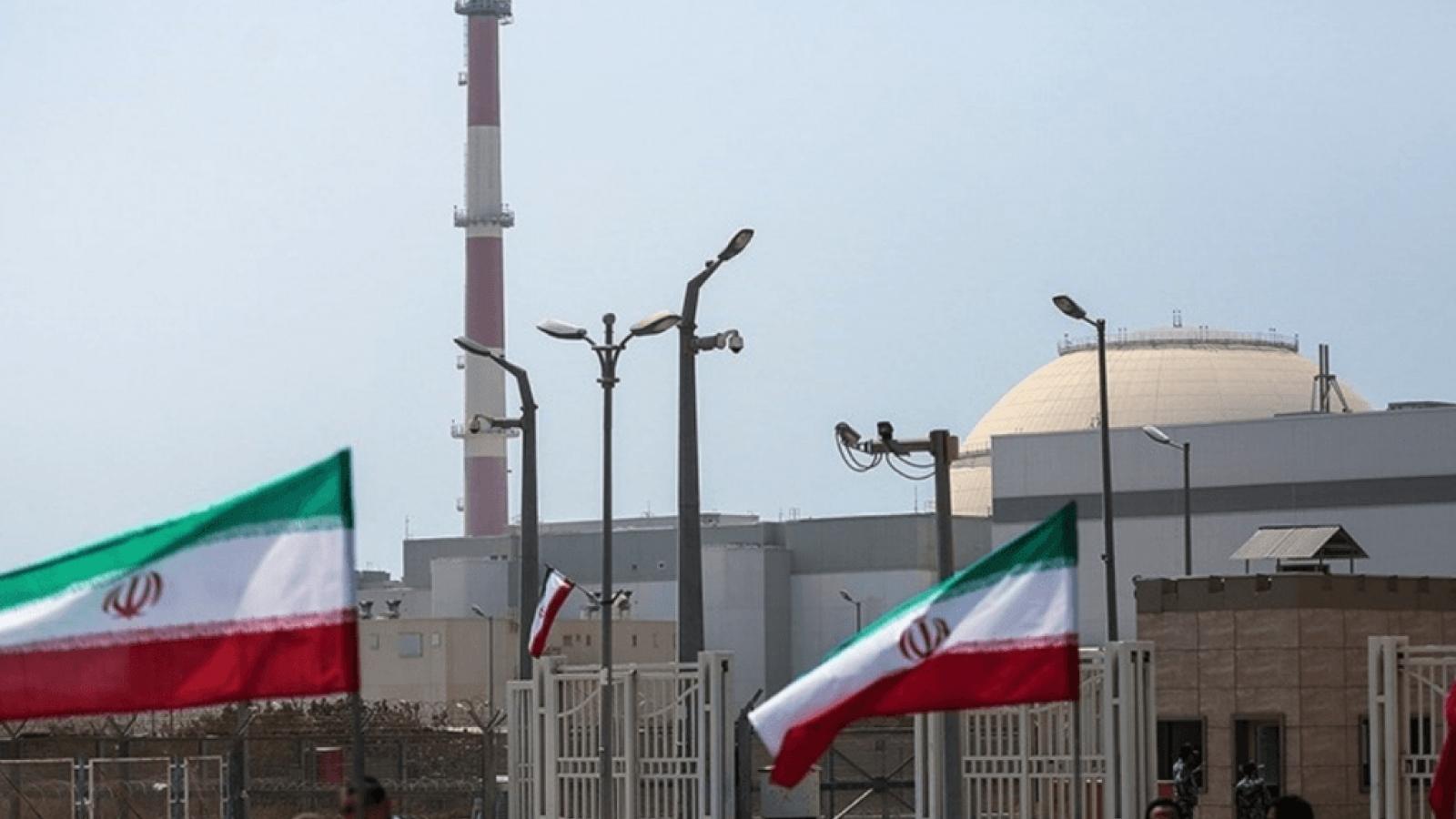 """Mỹ, Israel tìm kiếm """"kế hoạch B"""" nếu Iran không quay lại tuân thủ thỏa thuận hạt nhân"""