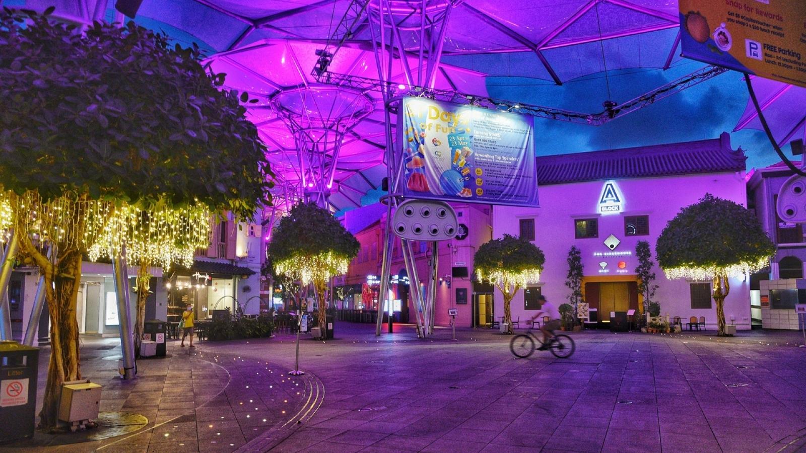 """Hơn 5.000 khách quốc tế chỉ như """"muối bỏ bể"""" với ngành du lịch Singapore"""