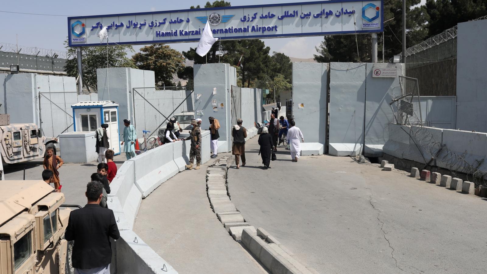 3 hãng hàng không nối lại hoạt động ở Afghanistan