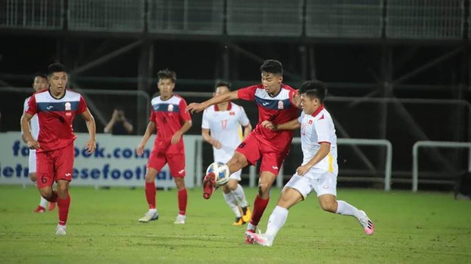 Trực tiếp U23 Việt Nam 3-0 U23 Kyrgyzstan: Văn Đạt lập cú đúp