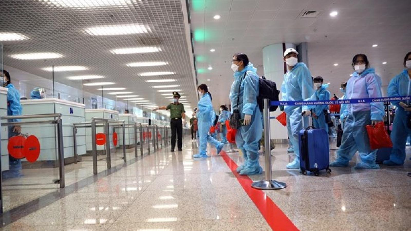 Hà Nội cho phép người từ TP.HCM về được theo dõi sức khỏe tại nhà