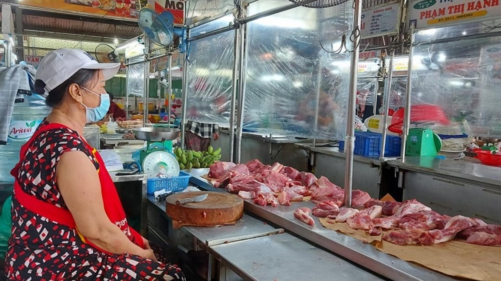 Đà Nẵng:Chợ cóc tràn lan, chợ truyền thống đìu hiu